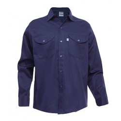 Camisa de tabajo OMBU (talles 38-46)