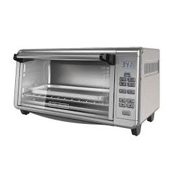 HORNO ELECTRICO BLACK Y DECKER 30LTS TO3291X5D
