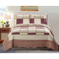 QUILT REAL PATCH VARIDIANA KING