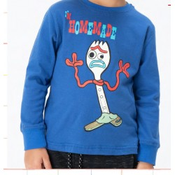 REMERA FORKY TOY STORY M/L MARVEL 80415