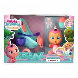 PLAYSETS CRY BABIES MAGIC TEARS FANCY VEHICULO