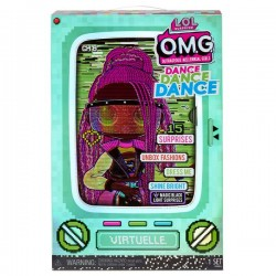 MUNECA LOL SURPRISE OMG DANCE