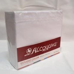 JUEGO DE SABANAS ESTUDIO ALCOYANA 1 1/2 PLAZA 144 H. A0879/1S