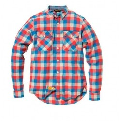 CAMISA CATER CROSS FADET FLANNEL
